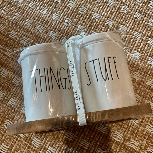 Rae Dun Things Stuff Canisters
